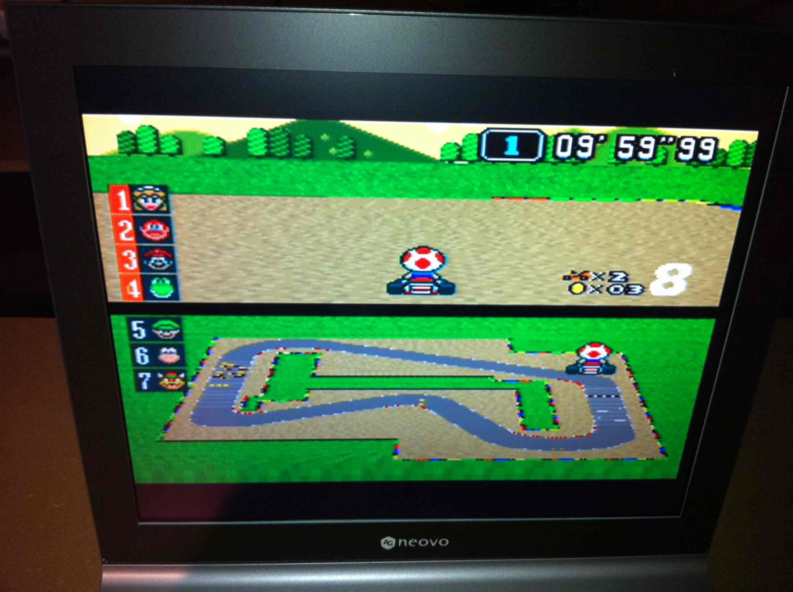 Museo Games Electropolis Mulhouse Retro Gaming Mario Kart Snes Super Nes Nintendo