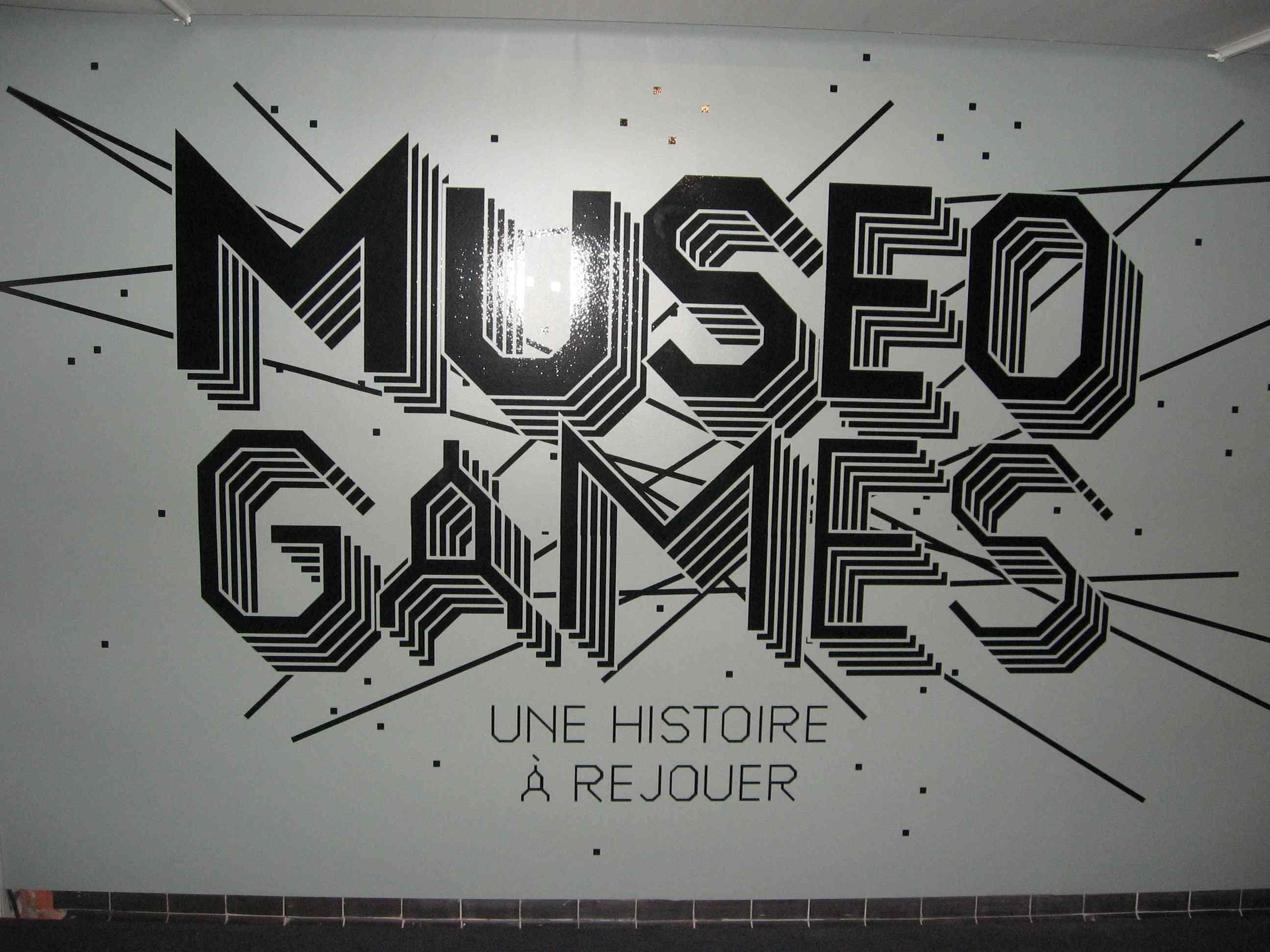 Exposition Museo Games au musée Electropolis de Mulhouse sur le Retro Gaming