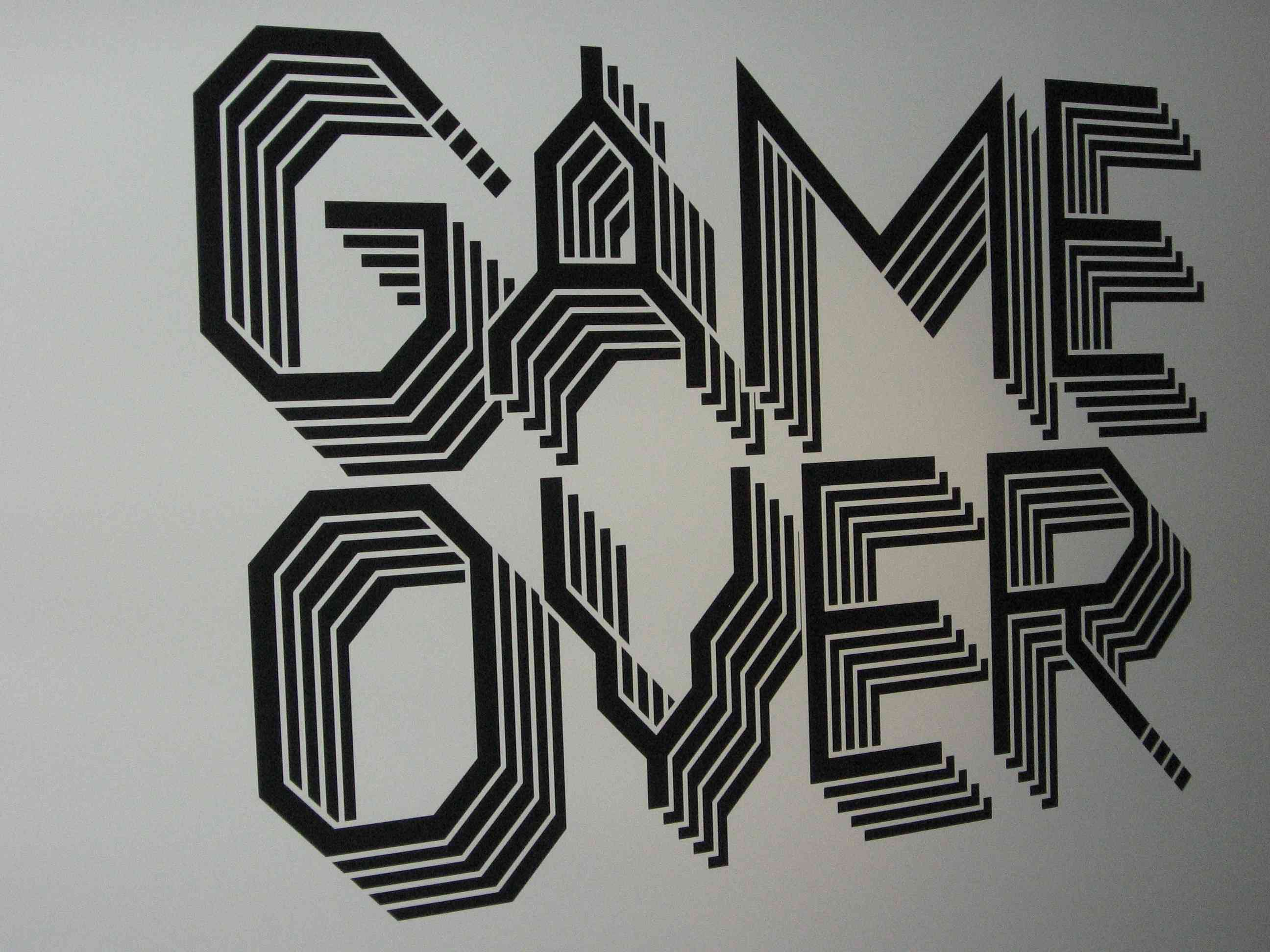 Museo Games Electropolis Mulhouse Retro Gaming Game Over
