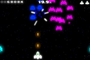 Ecran du jeu Radiant sur iPhone