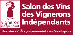 logo du salon des vignerons indépendants
