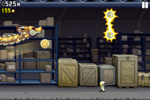 Image du jeu iPhone JetPack
