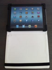 Photo de la housse pour iPad Belkin Verve 2