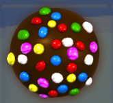 Candy Crush - Bonus super bonbon