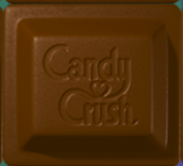 Candy Crush - Chocolat