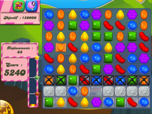 Candy Crush - Niveau