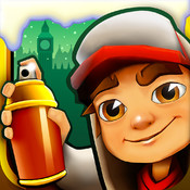 Image de l'application iPad Subway Surfers