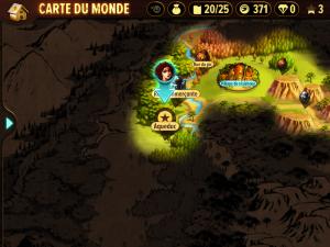 Image de la carte du jeu Trials Frontier sur iPad