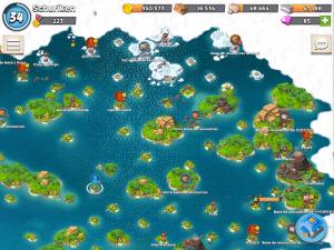 Image de la carte dans Boom Beach